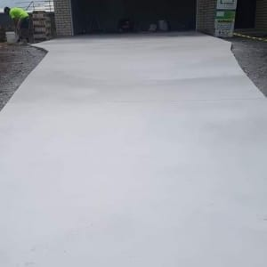 Plain Grey Concrete
