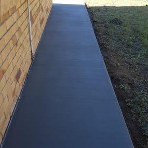 Plain Grey Pathway