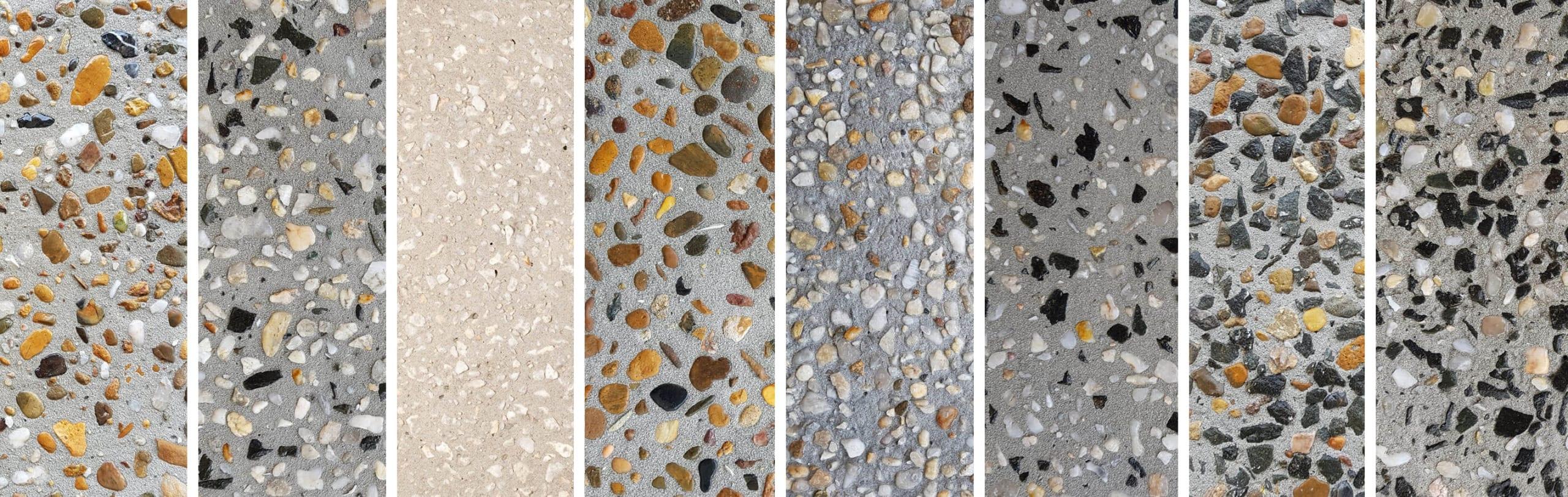 exposed concrete 1