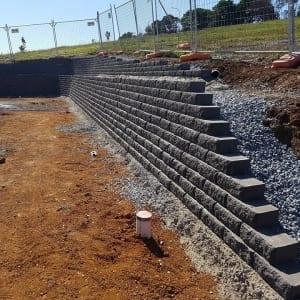link block wall